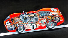 Ford GT40 - The race of the century
