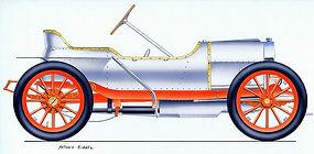 """Bugatti Type 10 """"Pur-Sang"""""""
