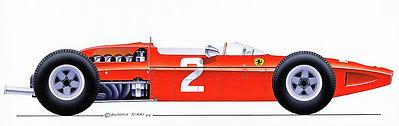 1964: Ferrari 158 and the italian rebellion