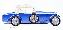 Bugatti, History and Renaissance - Part 9: The Type 43