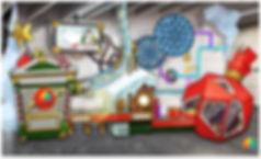 Milkh - Зарядье - Лаораторя Деда Мороза