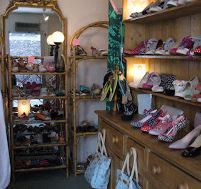 First edition, ladies clothes shop