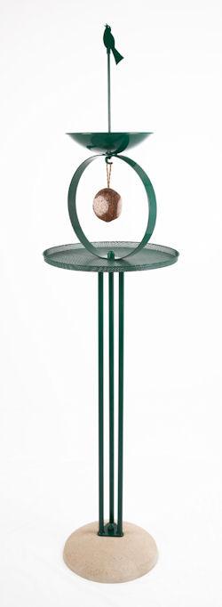 Zen bird table