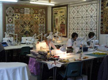 Village fabrics - Patchwok Classes