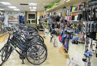 Rides on air - Bike Shop