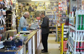 Colliers hardware - builders' merchant