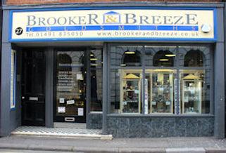 Brooker & Breeze jewellers
