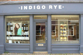 Indigo Rye one of many barbers and hairdressers in Wallingford