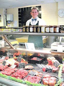Meat in Wallingford butchers