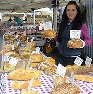 Market Bread stall