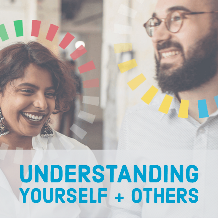 Workshop: Understanding Yourself + Others with DiSC