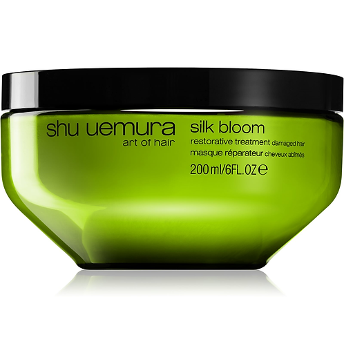 shu uemura | masque (cheveux abîmés) SILK BLOOM 200ml