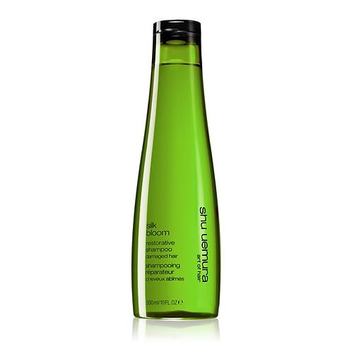 shu uemura | shampoing (cheveux abîmés) SILK BLOOM 300ml