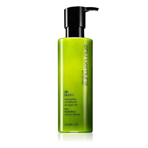 shu uemura | après-shampoing (cheveux abîmés) SILK BLOOM 250ml