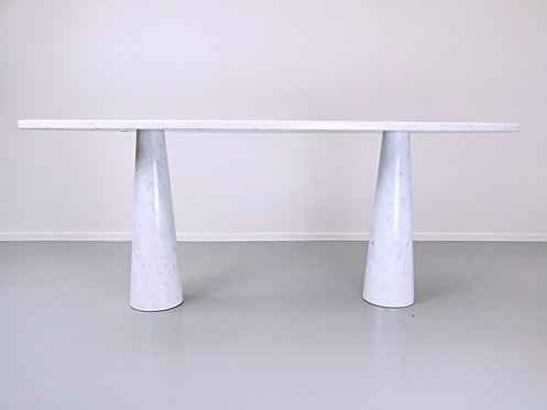 Marble Table by Angelo Mangiarotti
