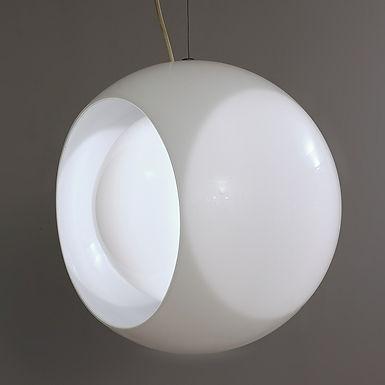 "Pendant Light ""Eclisse"" by Carlo Nason"