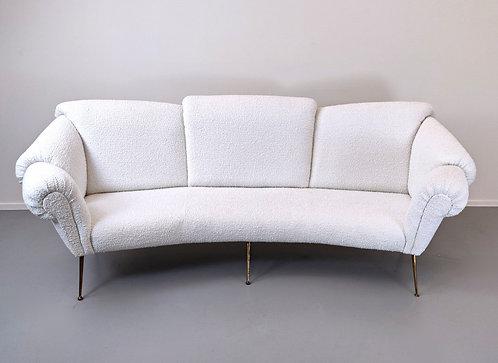 Mid Century Sofa by Giacomo Balla
