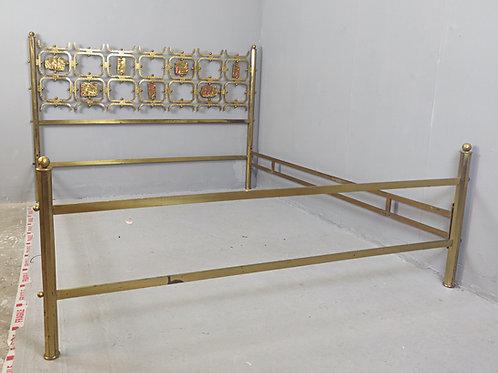 Mid Century Bed by Oswaldo Borsani
