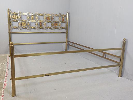 Mid Century Bed by Osvaldo Borsani