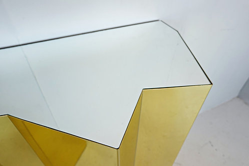 Zig Zag Consol Table