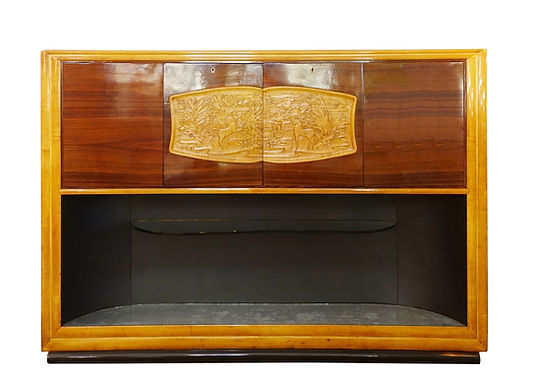 Art Deco Drinks Cabinet by Vittorio Dassi