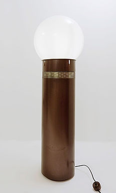 """""""Oracolo"""" Floor Lamp By Gae Aulenti For Artemide, 1970s"""