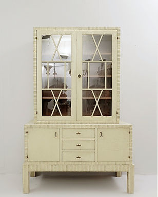 Viennese Secession Cabinet in the Style of Joseph Hoffman