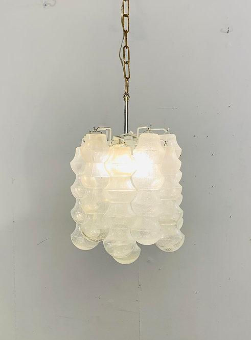 Glass Pendant Lamp by JT Kalmar