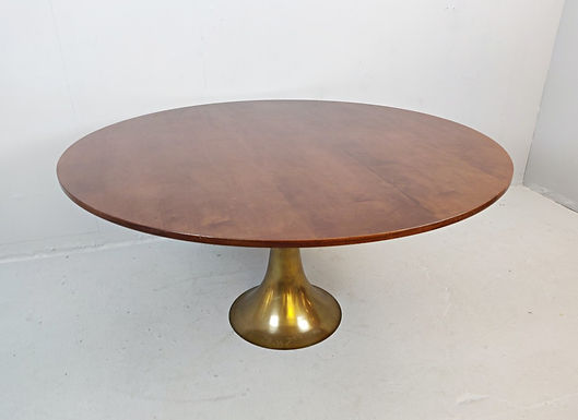 1960's Mid Century Dining Table by Angelo Mangiarotti
