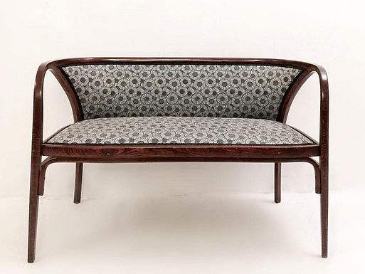 Bench '6217' By Marcel Kammerer For Thonet Circa 1911