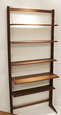 1950's Mid Century  Shelf Unit in the Style of Poul Cadovius