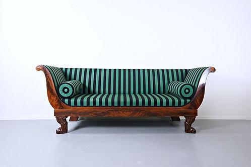18th Century French Empire sofa, circa 1810