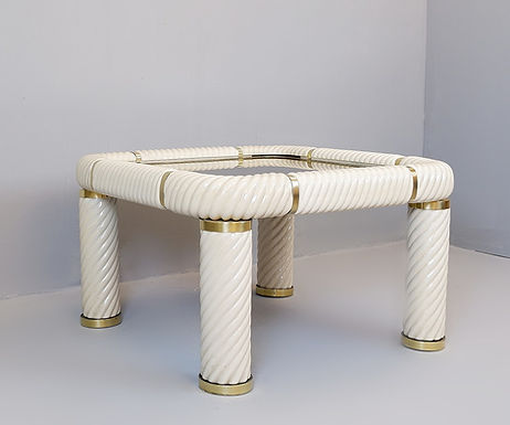 1970's side table by Tomasso Barbi