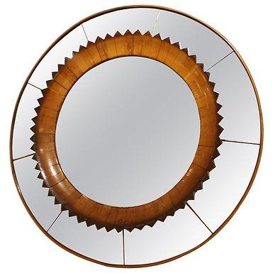 1950 Mid Century Mirror Fratelli Marelli