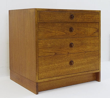 Chest Of Drawers In Oak By Borge MOGENSEN For Karl Anderson- 1960