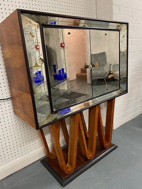 Italian Cocktail Cabinet