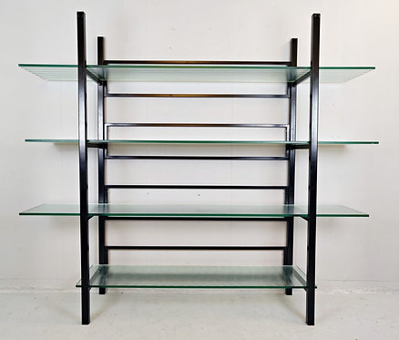 Mid Century Shelves Wide