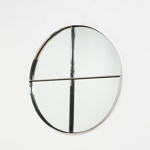 Circular Mid Century Mirror