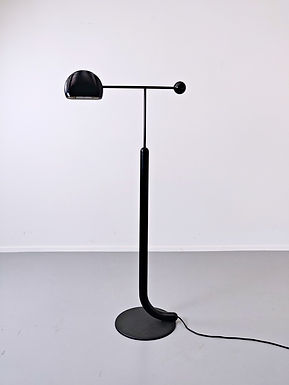 Floor Lamp 'Tomo' By Toshiyuki Kita For Luci, Italy 1980'S