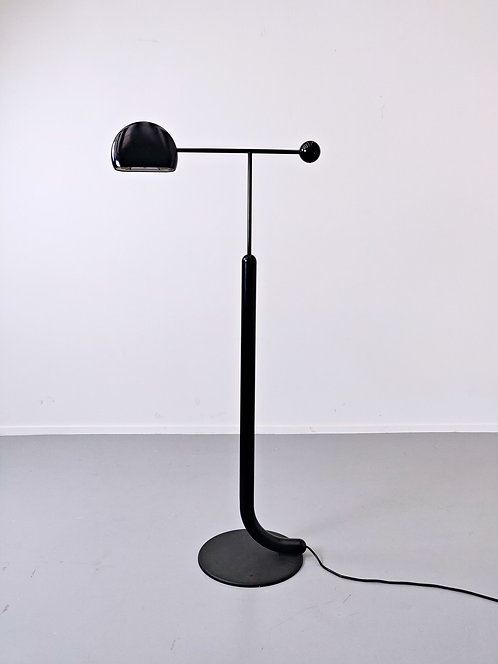 Floor Lamp 'Tomo' By Toshiyuki Kita For Luci, Italy 1980'S