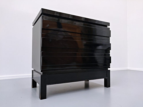1970 Chest of Drawers by Emile Bannerman