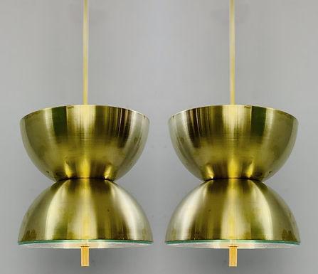 Double Demi-Sphere light in Bras