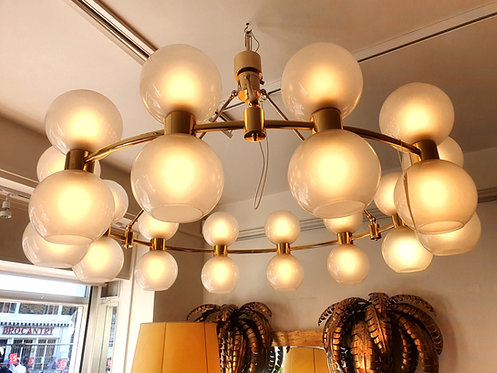 Large Modern Chandelier (24 bulbs)