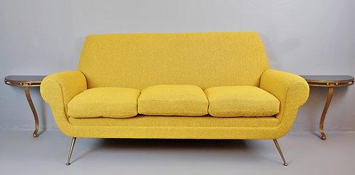 Mid Century Sofa by Gigi Radice