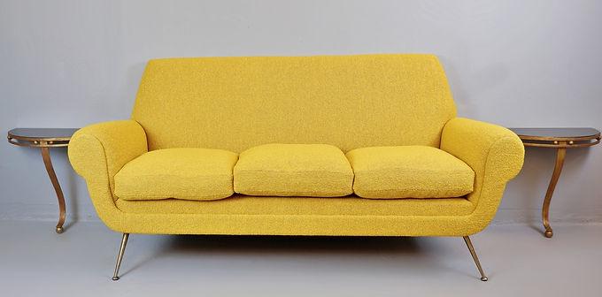 1950's Mid Century Sofa by Gigi Radice