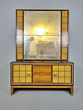 Art Deco Dressing Table (Italy)