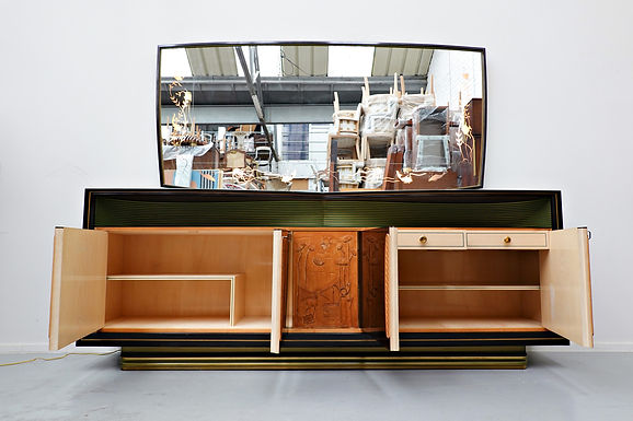 1950's mid century sideboard by Vittorio Dassi
