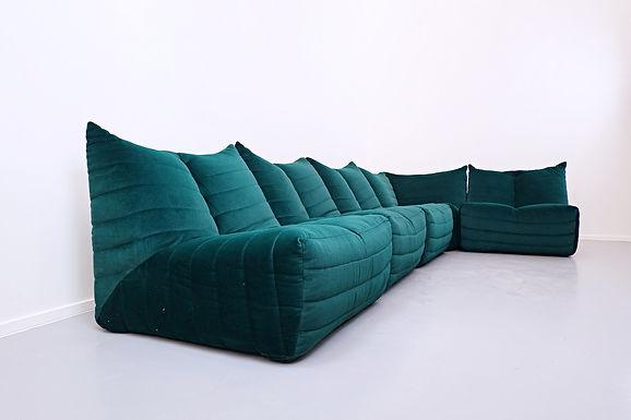1970's sofa modular by Seven Salotti