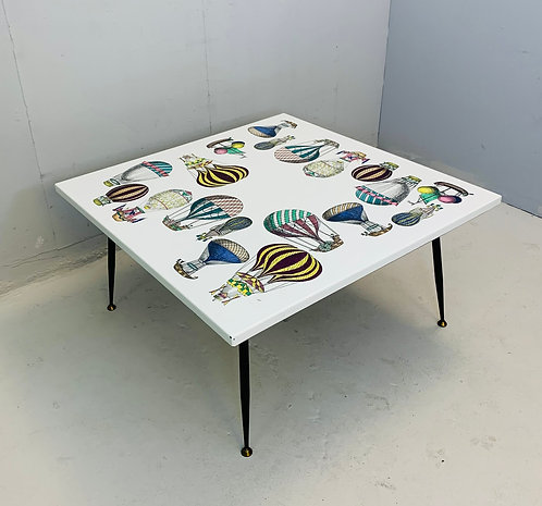 Fornasetti Square Coffee Table Top