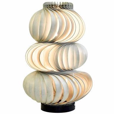 "Mid Century Lamp by Olaf Von Bohr""Medusa Lamp"""